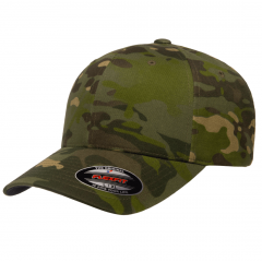 Кепка FlexFit 6277MC MULTICAM Tropic