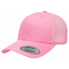 Кепка FlexFit 6606 Retro Trucker - Pink