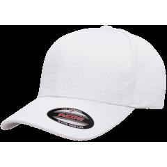 Кепка FlexFit 6777 - Athletic Mesh White