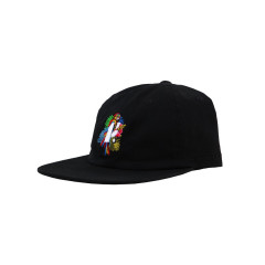 Кепка Footwork Parrot Flat Brim Black