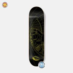 Дека Footwork Progress Tushev Fisheye Yellow/Black
