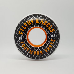 Колеса Footwork Filthy Black 53mm 85A