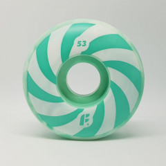 Колеса Footwork Swirl Mint 51, 52,53 mm 99A