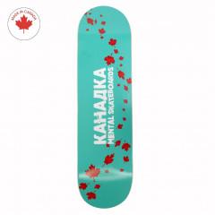 Дека Mental Skateboards Kanadka Tiffani