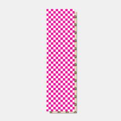 Шкурка dipGRIP Check Pink Perforated
